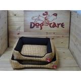 cama para cachorro porte pequeno Vila Buarque