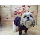 comprar roupa de frio para cachorro grande Santana