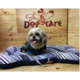 fábrica de camas e almofadas para cachorro valores Araras