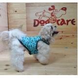 fábrica de fralda absorvente cachorro Araçatuba