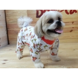 fábrica de pijamas para cachorro valores Vila Maria