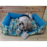 confecção de camas para cachorros