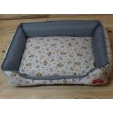 fábrica de camas para cachorro GG