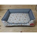 fábrica de camas para cachorro médio