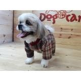 fornecedor de roupa para cachorro com manga Osasco