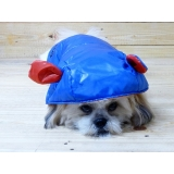 fornecedor de roupa para cachorro com touca Jardim Ângela