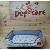 onde tem cama para cachorro porte pequeno Itaim Bibi
