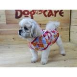 roupa para cachorro grande Higienópolis