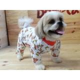 roupa para cachorro médio valores Atibaia