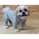 roupas de moletom para cães Santana